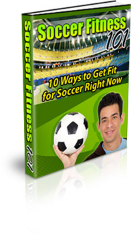 Product picture Soccer Fitness 101
