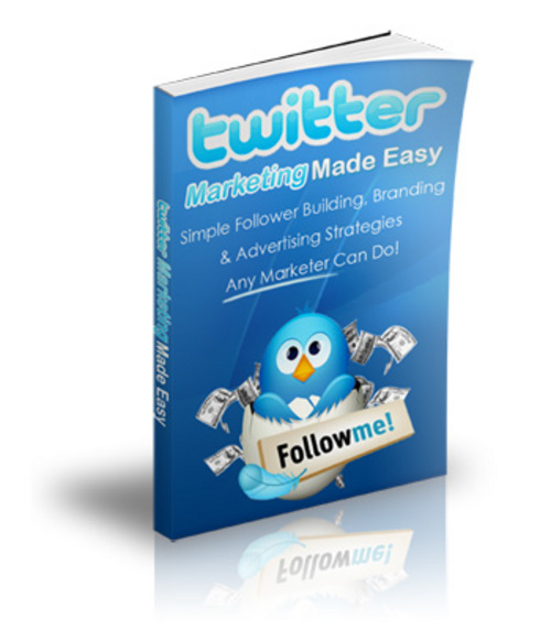 Product picture Twitter Mktg Made Simple